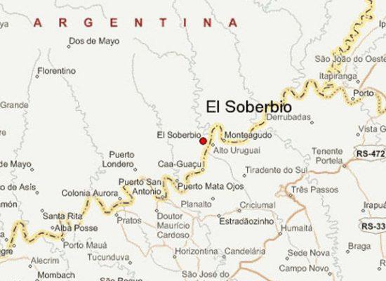 Reserva Agroecológica de El Soberbio